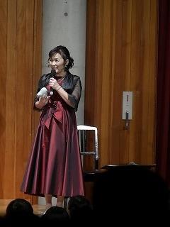 5賛助出演櫻井美津子さん