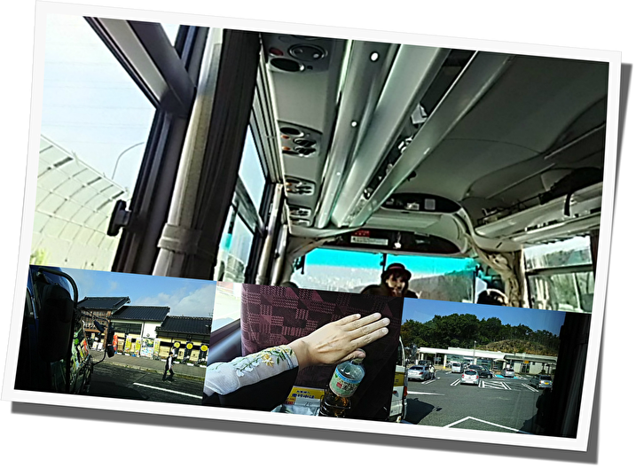 信濃路往路バス(1)