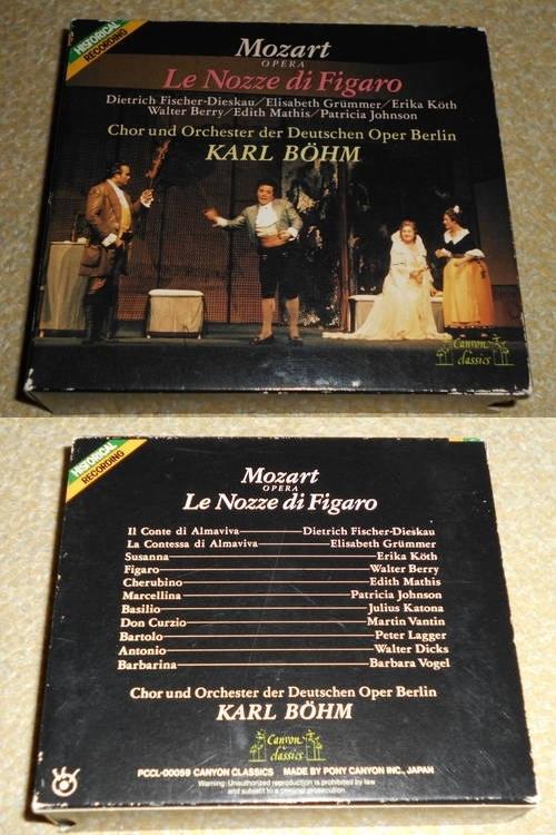 フィガロの結婚(1963年日生劇場)