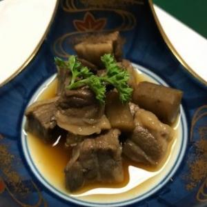 いのしし角煮(かみ平)