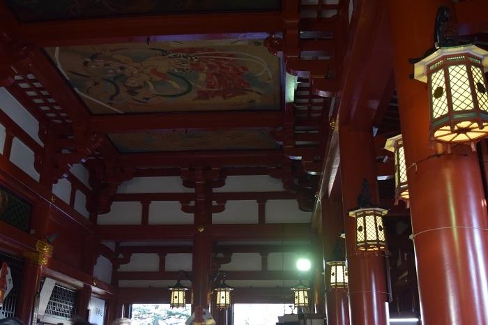 DSC_0161201912東京浅草寺天井