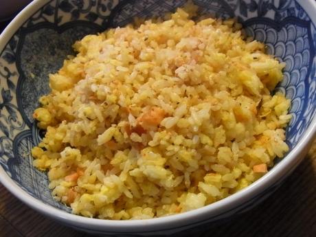 鮭卵炒飯 (1)