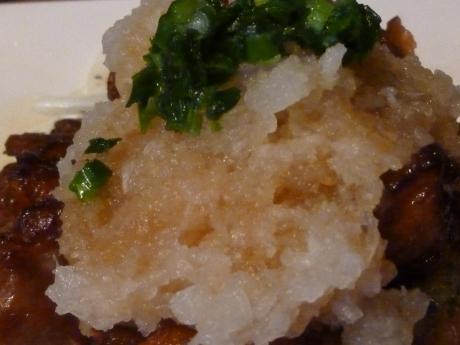 唐揚げおろしポン酢 (3)