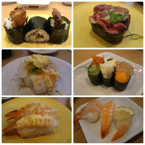令和元年9月18日かっぱ寿司1