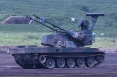 20自走式高射砲