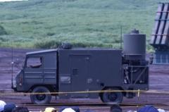 26電子戦用の車輌