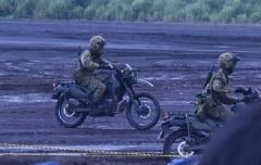 32バイク部隊