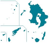 鹿児島県図