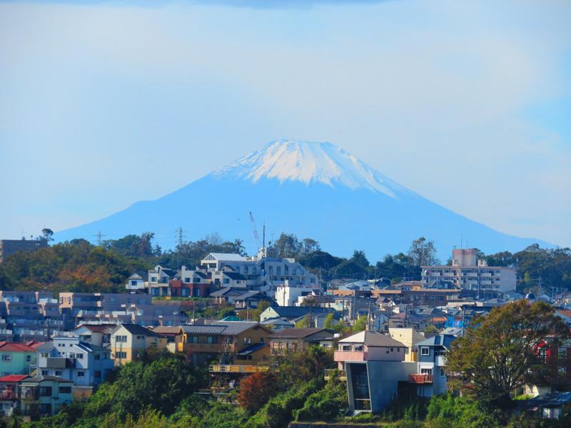 191107,昼休みの富士山2