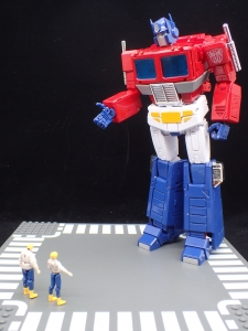 トランスフォーマー マスターピース MP-44 コンボイ Ver3 ロボットモード (38)