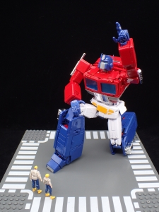 トランスフォーマー マスターピース MP-44 コンボイ Ver3 ロボットモード (39)