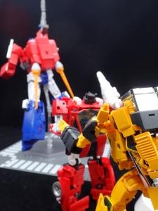 トランスフォーマー マスターピース MP-44 コンボイ Ver3 ロボットモード (85