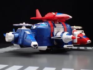 超合金魂 GX-88 機甲艦隊ダイラガーXV 1:クウラガー (1)