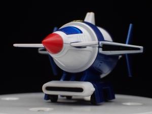 超合金魂 GX-88 機甲艦隊ダイラガーXV 1:クウラガー (5)