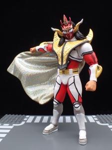 STORM COLLECTIBLES 新日本プロレス アクションフィギュア 獣神サンダー・ライガー (11)