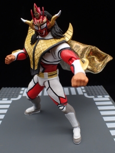 STORM COLLECTIBLES 新日本プロレス アクションフィギュア 獣神サンダー・ライガー (13)