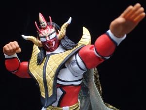 STORM COLLECTIBLES 新日本プロレス アクションフィギュア 獣神サンダー・ライガー (26)