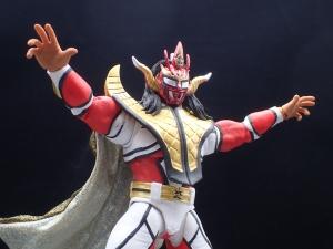 STORM COLLECTIBLES 新日本プロレス アクションフィギュア 獣神サンダー・ライガー (28)