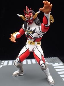 STORM COLLECTIBLES 新日本プロレス アクションフィギュア 獣神サンダー・ライガー (40)