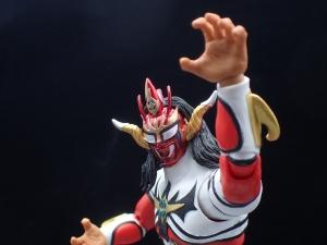 STORM COLLECTIBLES 新日本プロレス アクションフィギュア 獣神サンダー・ライガー (41)