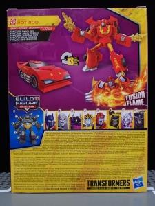 Transformers Bumblebee Cyberverse Adventures Deluxe Class Hot Rod (3)