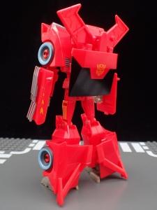 Transformers Bumblebee Cyberverse Adventures Deluxe Class Hot Rod (17)