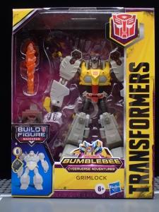 Transformers Bumblebee Cyberverse Adventures Deluxe Class Grimlock (2)
