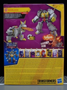 Transformers Bumblebee Cyberverse Adventures Deluxe Class Grimlock (3)