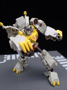 Transformers Bumblebee Cyberverse Adventures Deluxe Class Grimlock (42)