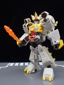 Transformers Bumblebee Cyberverse Adventures Deluxe Class Grimlock (50)