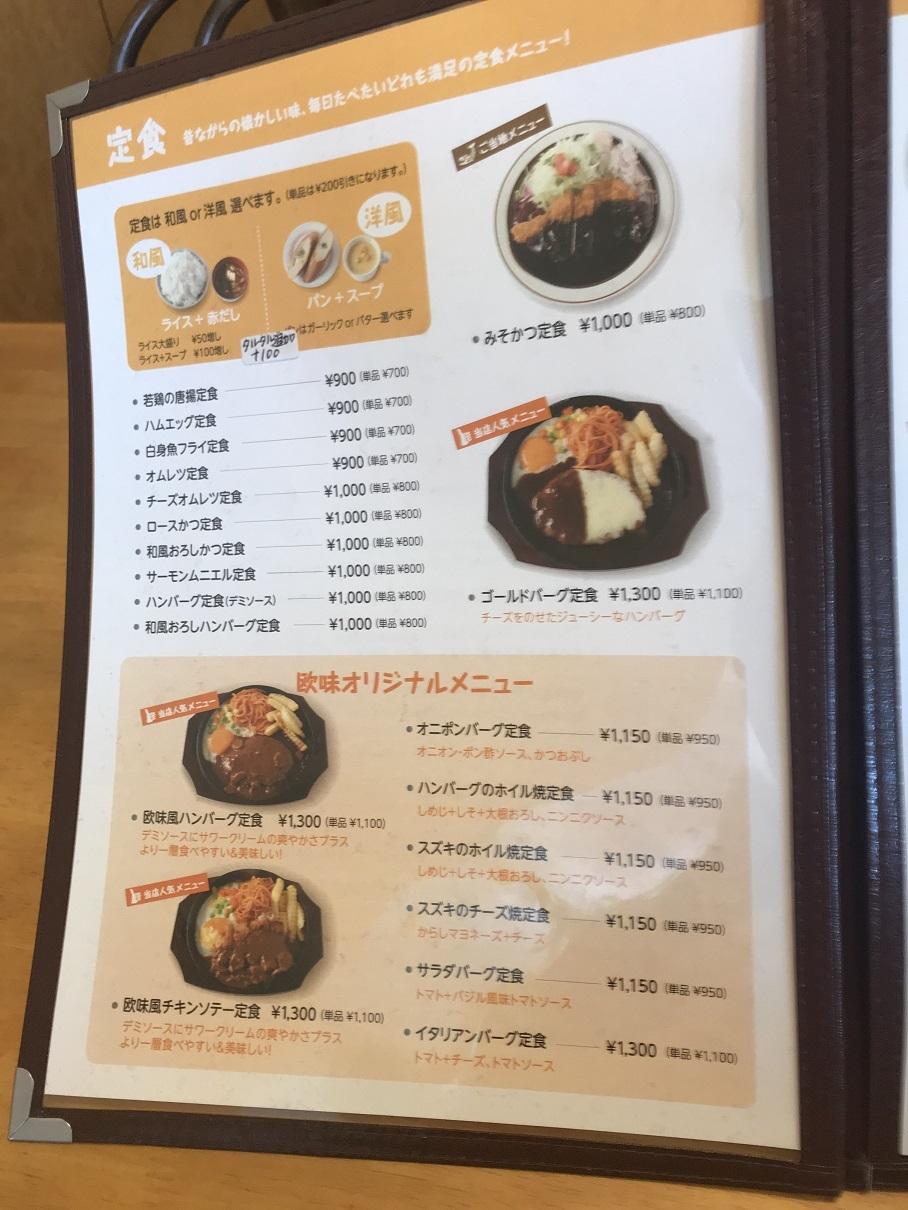 キッチン欧味7