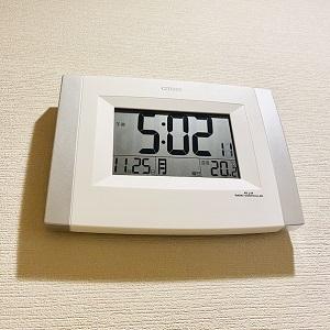 ある日の室温