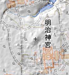 明治神宮の謎山