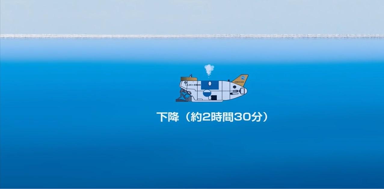 しんかい6500-12