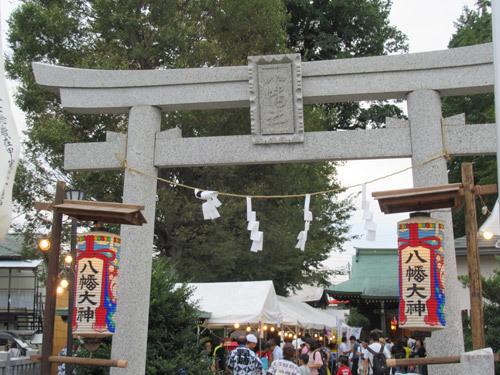 野崎八幡例大祭