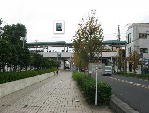 01東川口駅(その1)連結