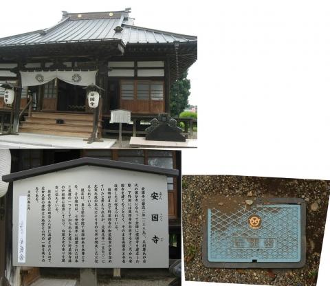 03下野市薬師寺、安国寺(連結その3)