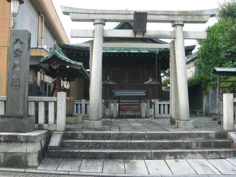 06足利市大門通・八雲神社(その1)