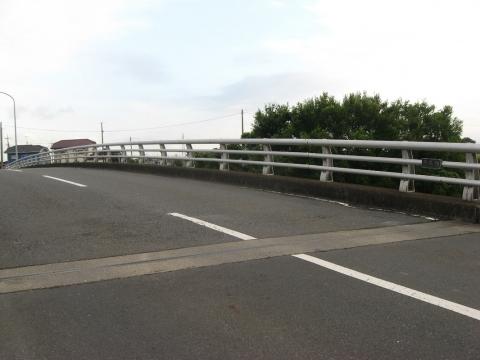 平成橋(矢場川)その2