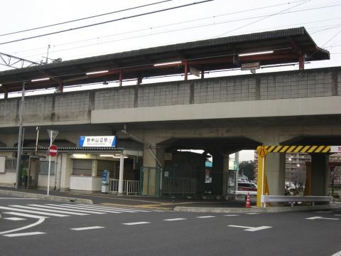 野州山辺駅(その2)