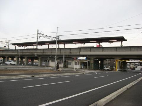 野州山辺駅(その1)