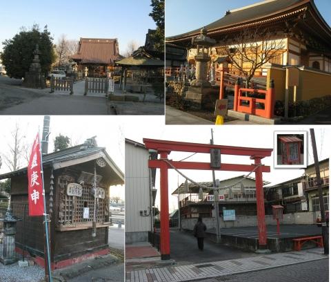 03栃木市・蔵の街と神社仏閣めぐり201501(索引用)
