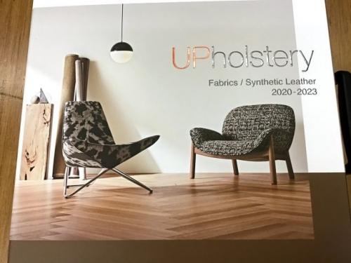 サンゲツ 椅子生地総合見本帳「2020-2023 UP」