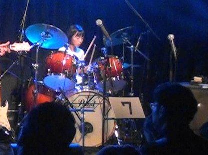 第26回発表会 ドラム演奏