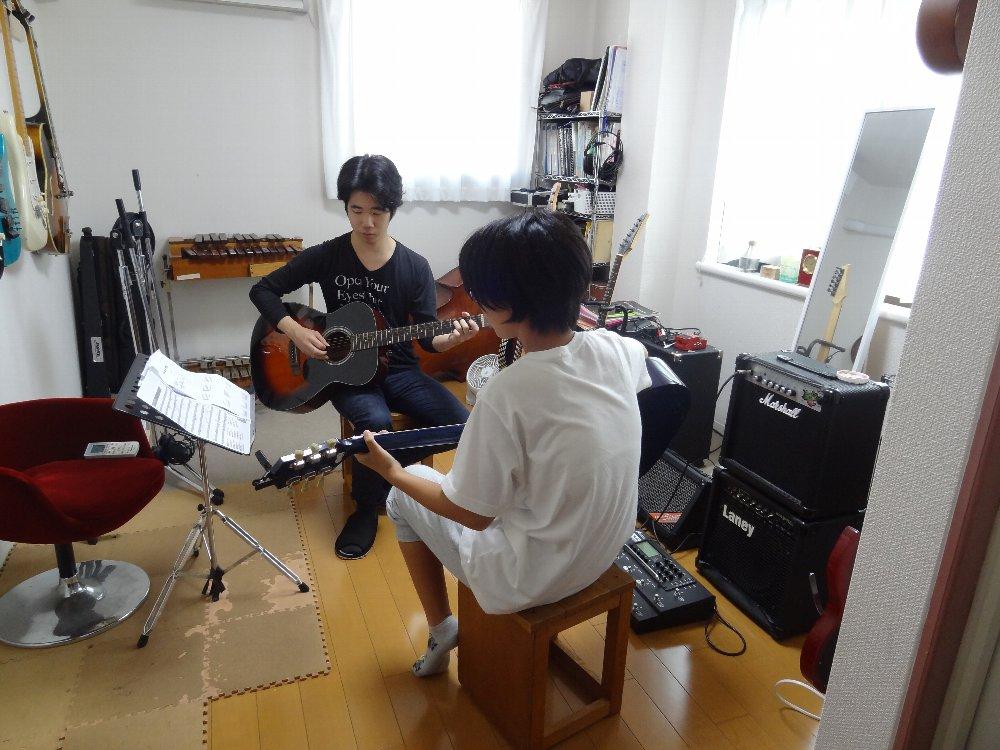 短期音楽教室 個人レッスン