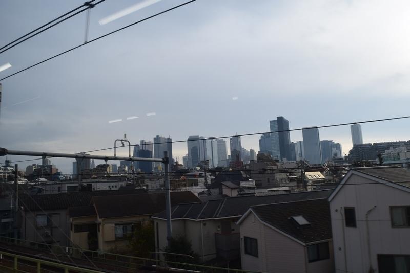 中央線車窓2