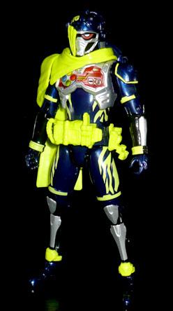 仮面ライダースナイプ シューティングゲーマー レベル2