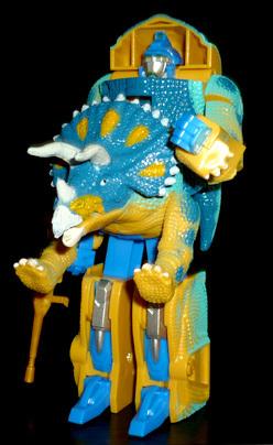 ザ・アクセス 古生代の大戦士 ディノバトロン トリケラトプス