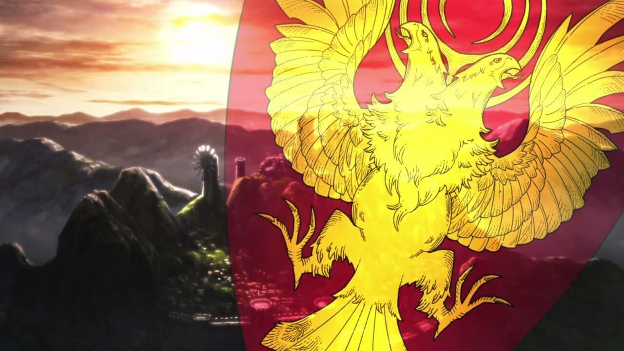 ファイアーエムブレム 風花雪月 スクショ FE 紅花の章 黒鷲・覇道ルート アドラステア帝国 双頭の鷲