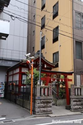 御宿稲荷神社(千代田区内神田)1